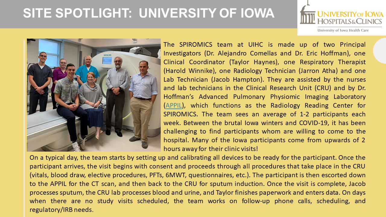 Photo for Site Spotlight on The University of Iowa