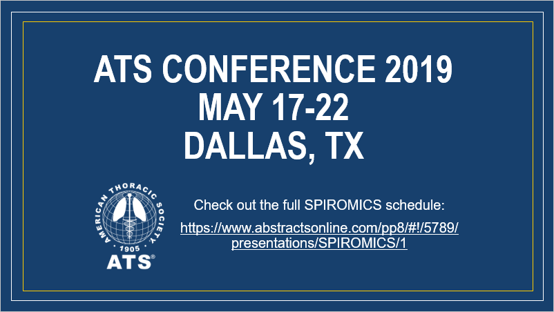 Image and Link for the ATS International Conference May 17th through May 22nd, 2019