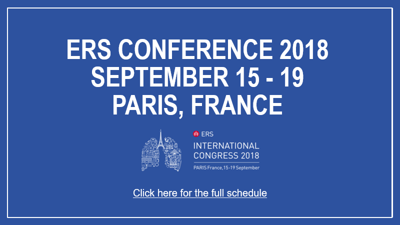 ERS Conference 2018